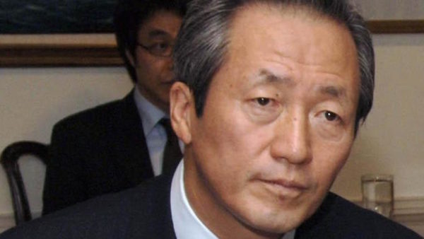 ChungMongJoon