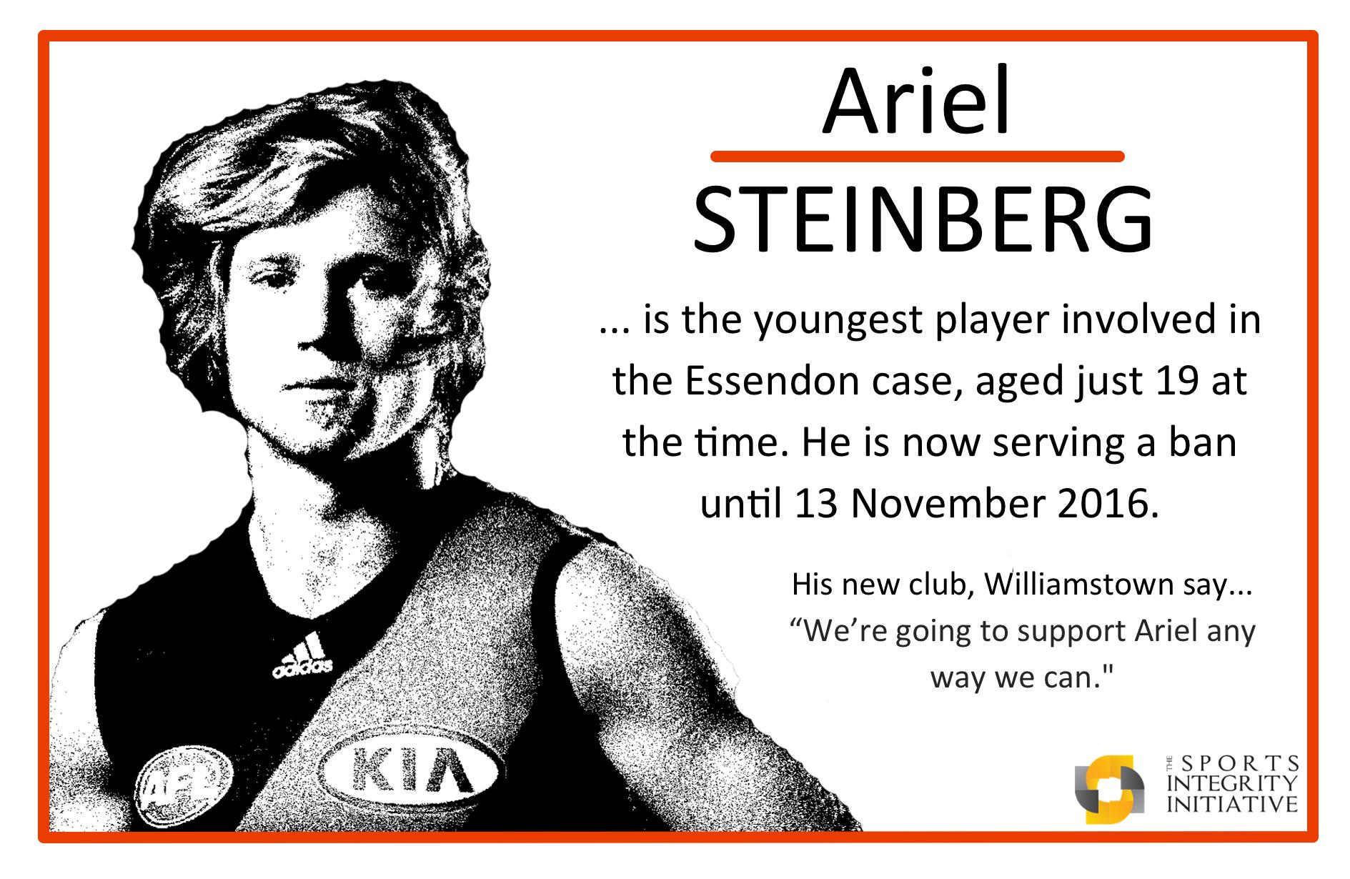 Ariel Steinberg