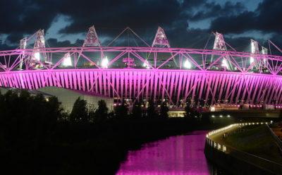 LondonOlympicStadiumNight