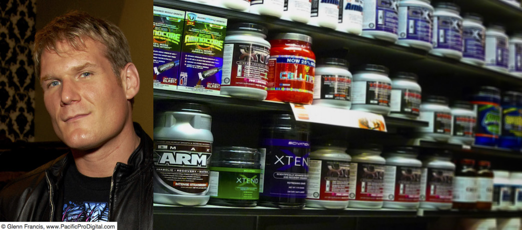 UFC fighter takes legal action against supplement company